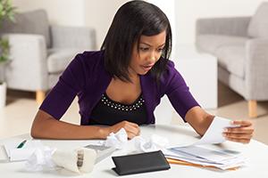 Review finances