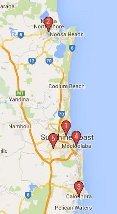Business brokers sunshine coast