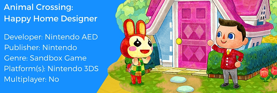Animal Crossing Happy Home Designer Amiibo Compatibility List