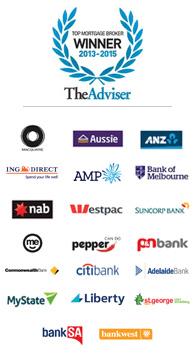 Aussie Home Loans Lender Logos