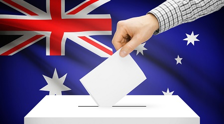 Google Now is reminding Aussies to enrol to vote